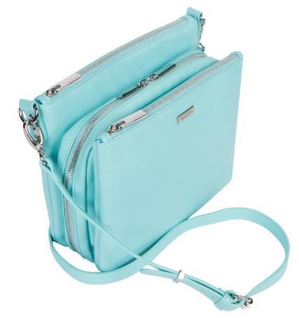 myabetic cherise handbag